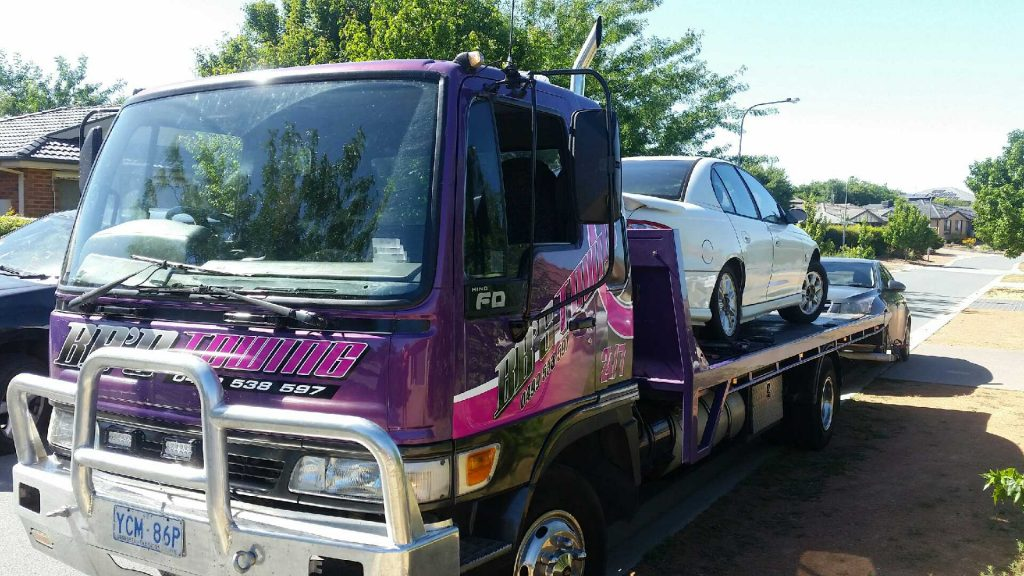 BB's Towing
