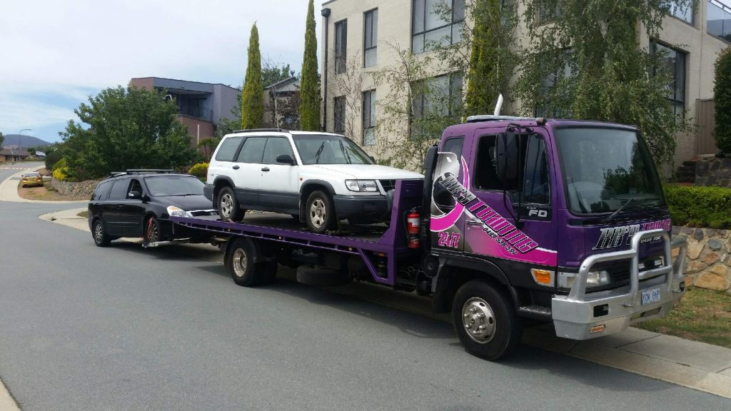 Tow Truck Canberra