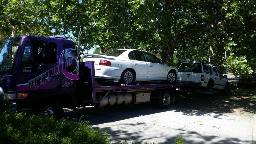 Towing Canberra